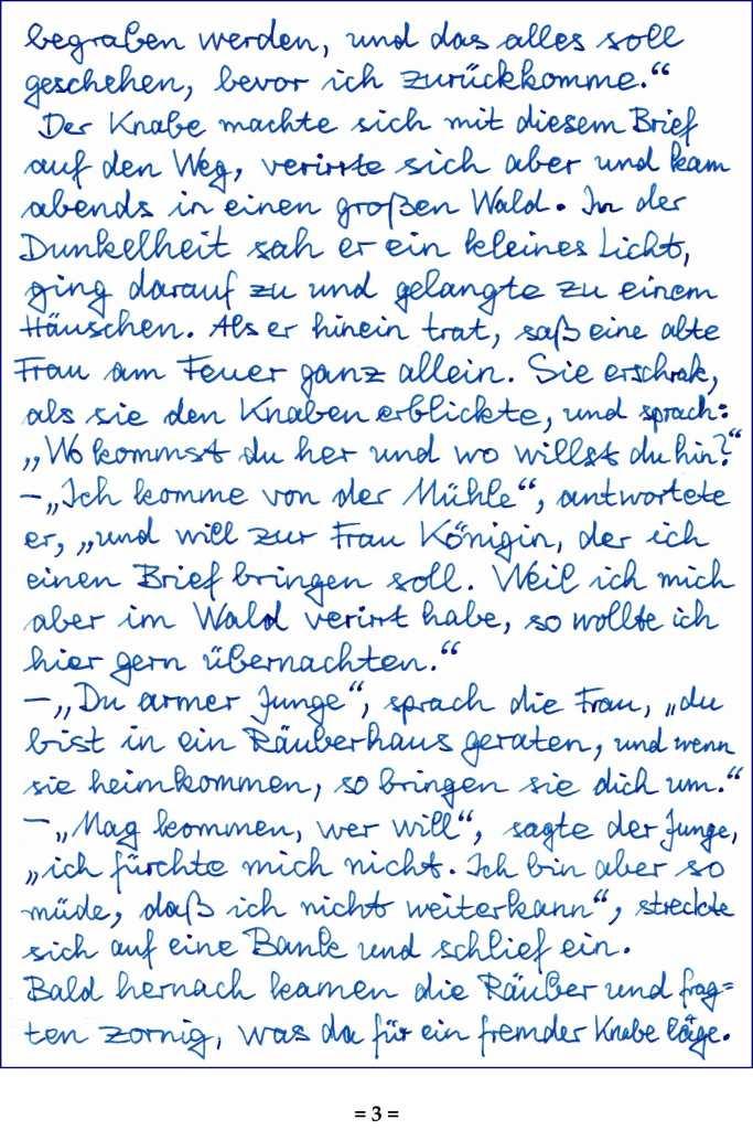 Witzels wöchentlicher Worttransport, KW 44: Seite 3.